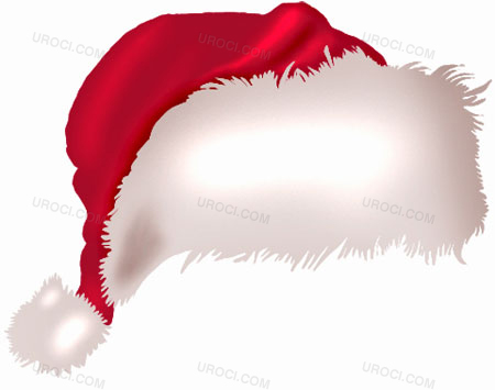 Draw Santa's Cap in Photoshop CS